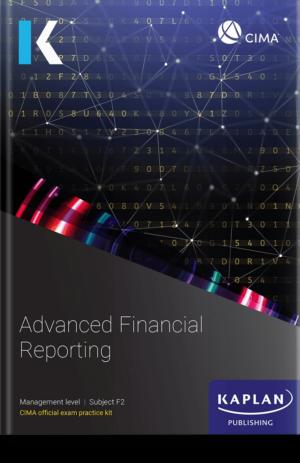 F2 Advanced Financial Reporting