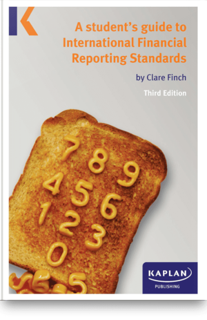 A Student's Guide to International Financial Reporting Standards