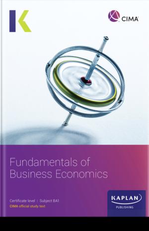 BA1 Fundamentals of Business Economics