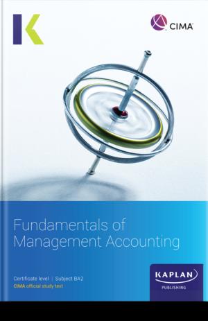 BA2 Fundamentals of Managment Accounting