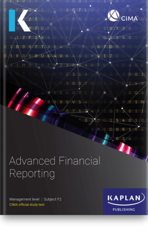 F2 Advanced Financial Reporting