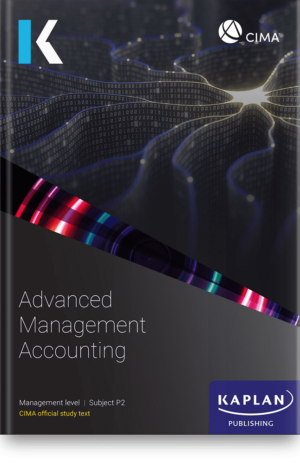 P2 Advanced Managment Accounting