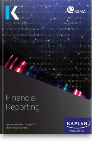 F1 Financial Reporting and Taxation