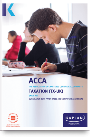Taxation (TX – UK) FA18