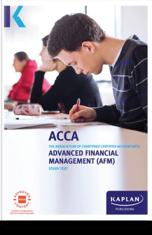 Advanced Financial Managment (AFM)
