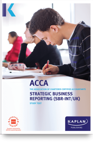Strategic Business Reporting (SBR-INT/UK)