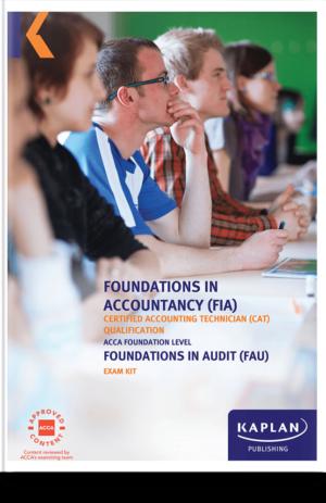 FAU Foundation in Audit